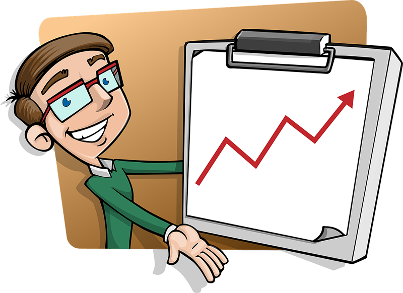 изработка на маркетинг стратегия - анимирано изображение