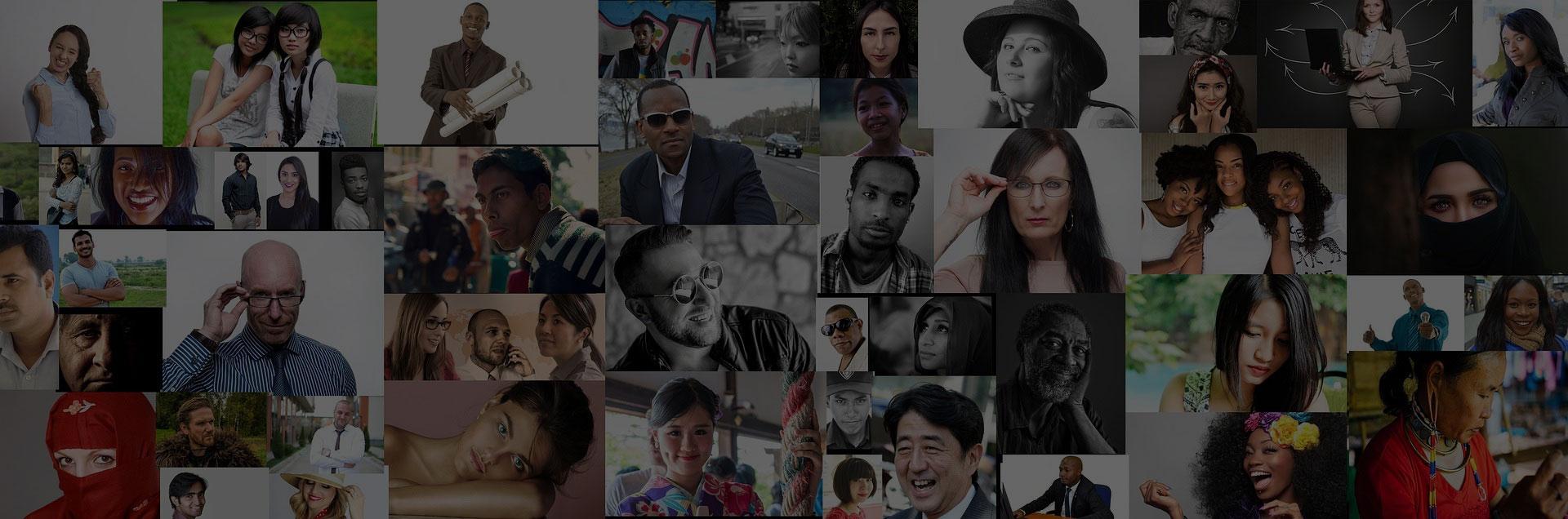 фоново изображение на influencer маркетинг услуги